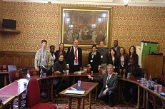 London 2012 Olympic Peace Campaign  Starts at the House of Lords