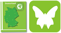 Biodiversity: Checklists & Green Travel Map for Germany