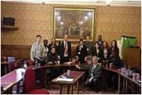 London 2012 Olympic Peace Campaign  Kicks off in the House of Lords